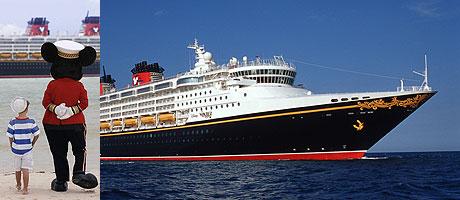 Crucemar, cruceros temáticos Disney