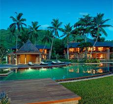 HOTELES EN ISLAS SEYCHELLES