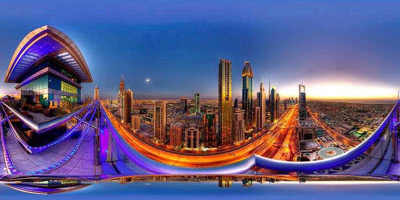 Vertiginosa Y Opulenta Dubai
