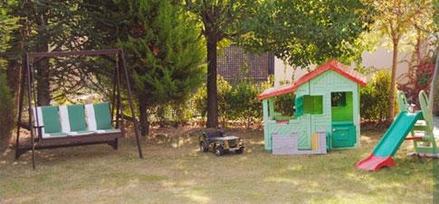 Casas rurales para ir con ni os este verano espana - Casas rurales con piscina cerca de madrid ...