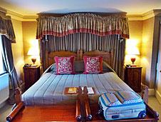 Diferentes rincones y detalles de Glenmorangie House.