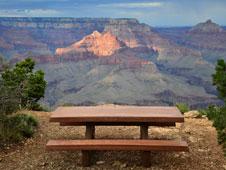 El Gran Ca��n, entre Arizona y Utah, es uno de esos lugares que hay que ver antes de morir.