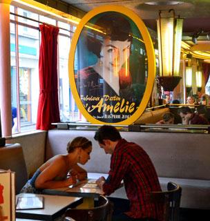 En el restaurante Le Polidor se rodaron algunas de las escenas de <em>Midnight en Par�s</em> de Woody Allen.