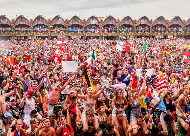 El verano y los festivales son una binomio indisoluble.