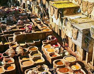 Los antiguos telares ind�genas siguen siendo un utensilio de trabajo indispensable en muchos pa�ses de Am�rica Latina. Fotograf�as: Shutterstock