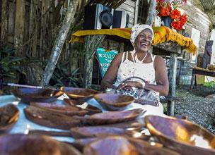 Panor�mica de Cayo Ambergris o de San Pedro, el m�s grande de todo Belice. Fotograf�a: Shutterstock