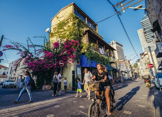 Tel Aviv, la ciudad m�s cosmopolita y moderna de Israel. Foto: Shutterstock.