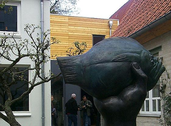 Casa de G�nter Grass, Alemania